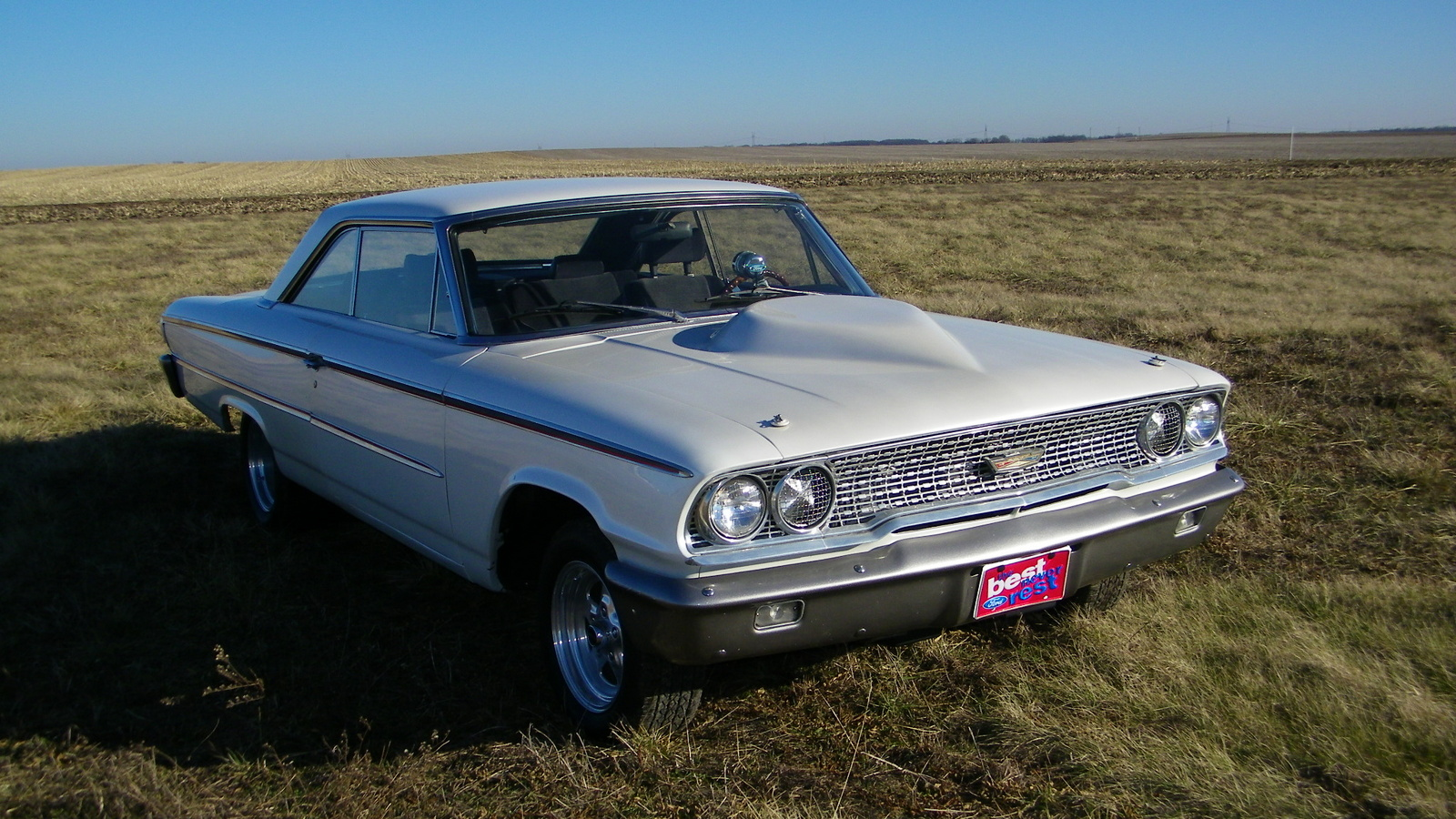 1963 Ford Galaxie Overview C11485 on 1964 ford ranchero s