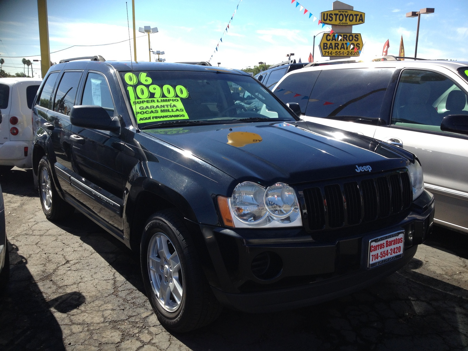 picture of 2006 jeep grand cherokee laredo. Cars Review. Best American Auto & Cars Review