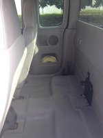 Picture of 2007 Chevrolet Colorado LT1 Extended Cab 4WD, interior