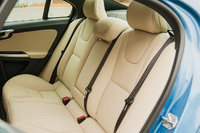 2015 Volvo S60, Back seats, interior