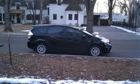 Picture of 2012 Toyota Prius v Five, exterior