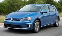 2015 Volkswagen e-Golf, Front-quarter view, exterior, manufacturer, gallery_worthy