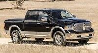 2015 Ram 1500, Front-quarter view, exterior, manufacturer, gallery_worthy