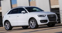 2015 Audi Q3, Front-quarter view, exterior, manufacturer, gallery_worthy