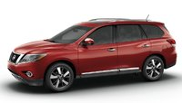 2015 Nissan Pathfinder Picture Gallery