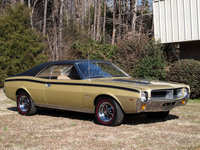 1968 AMC Javelin Picture Gallery