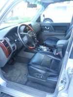 Picture of 2006 Mitsubishi Montero Limited 4WD, interior