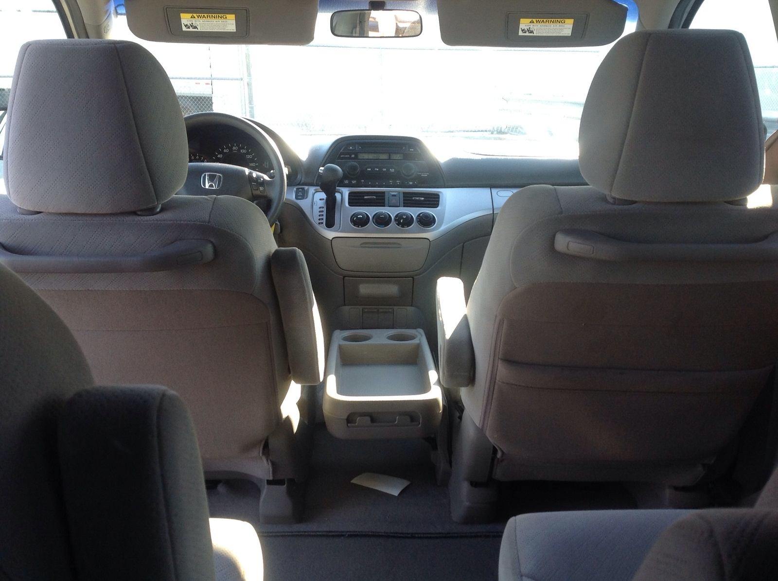 Town And Country Toyota >> Picture of 2008 Honda Odyssey LX, interior