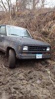 1985 Ford Ranger Overview