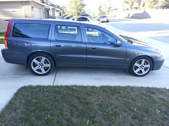 Picture of 2005 Volvo V70 R Turbo Wagon AWD