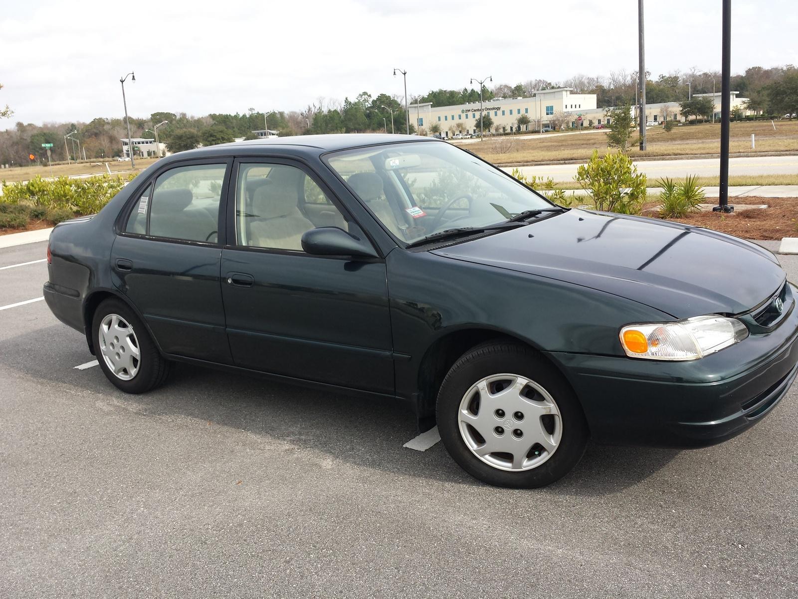 1999 Toyota Corolla Pictures Cargurus