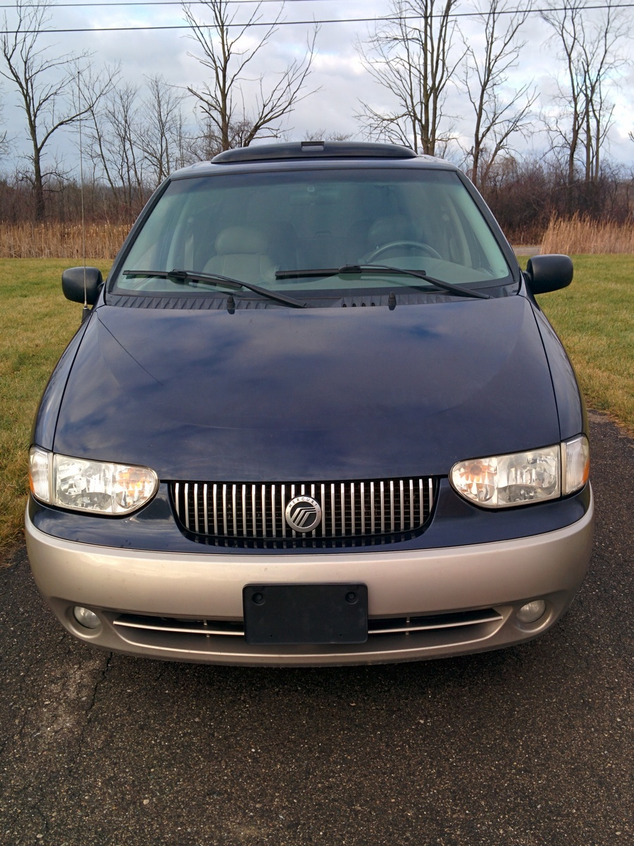Picture of 2001 Mercury Villager 4 Dr Estate Passenger Van