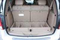 Picture of 2005 Buick Terraza CXL, interior