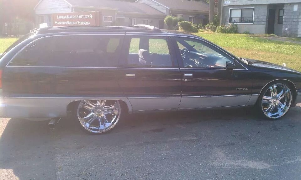 Picture of 1992 Chevrolet Caprice Base Wagon