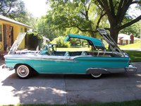 1959 Ford Fairlane Skyliner, Retractable Hardtop, exterior