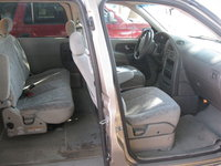 Picture of 2002 Nissan Quest GXE, interior