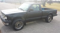 Picture of 1993 Chevrolet S-10 2 Dr STD 4WD Standard Cab LB, exterior