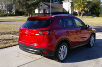 Picture of 2014 Mazda CX-5 Grand Touring, exterior, gallery_worthy