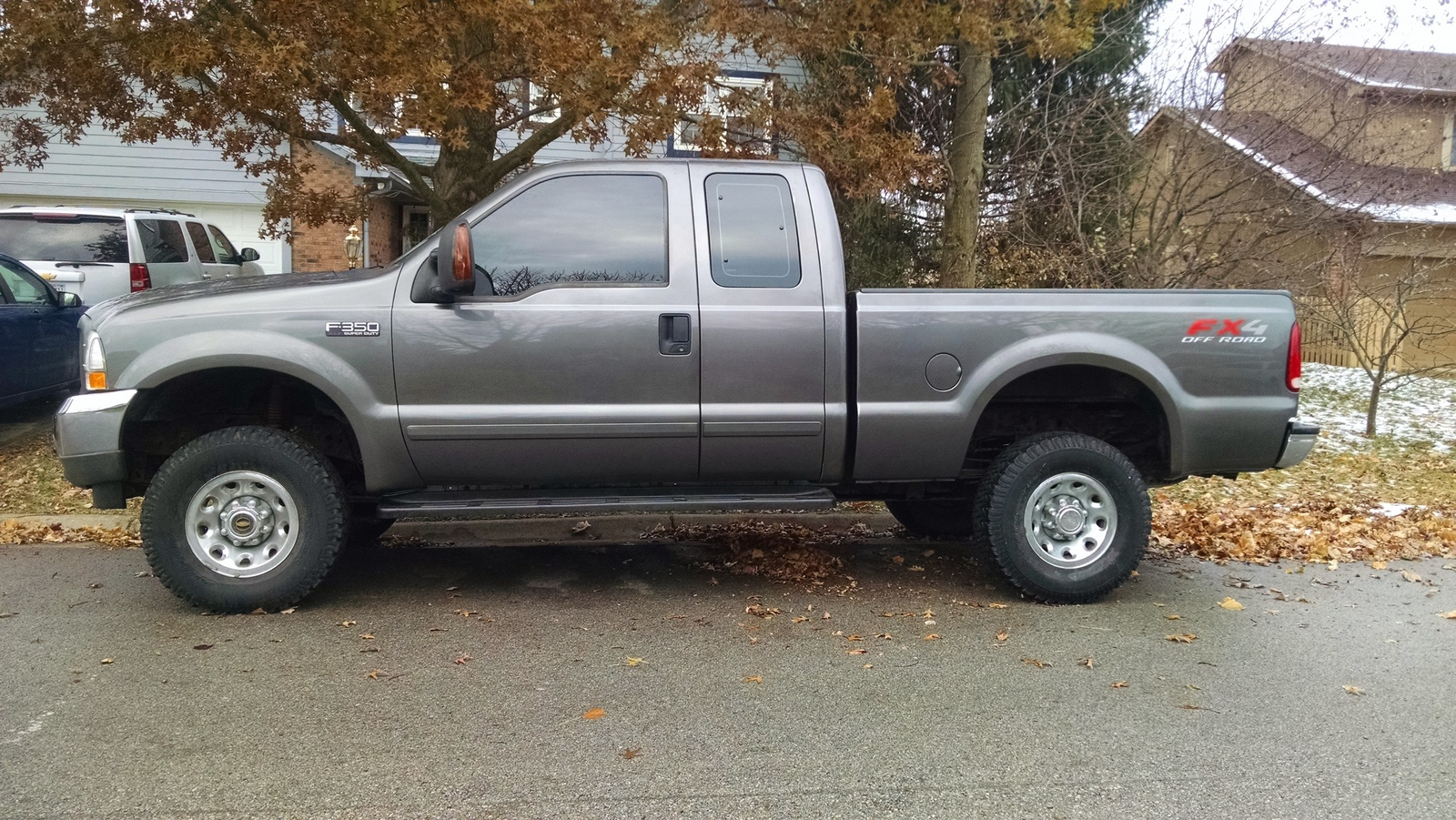 Picture Of 2003 Ford F