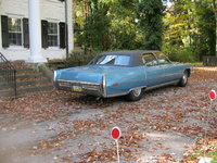 1971 Cadillac Fleetwood Overview
