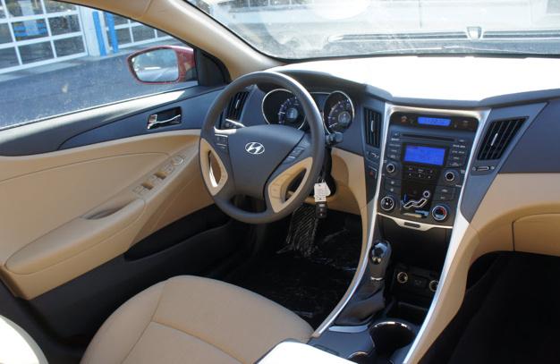 2012 Hyundai Sonata Pictures Cargurus