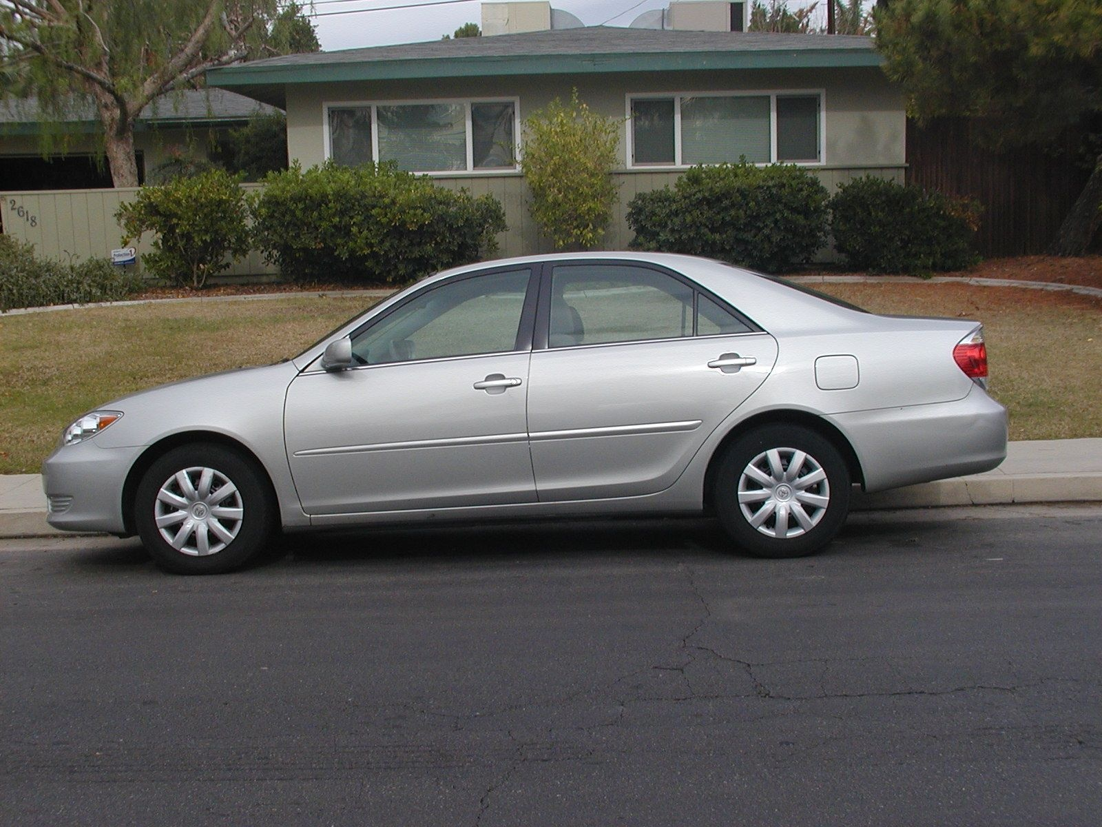 picture of 2006 toyota camry le exterior. Black Bedroom Furniture Sets. Home Design Ideas