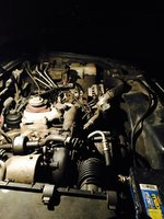 Picture of 1995 GMC Sierra 2500 2 Dr K2500 SLE 4WD Extended Cab SB, engine