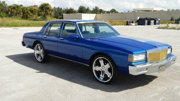 Picture of 1988 Chevrolet Caprice Classic