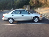 Picture of 1998 Mazda Protege 4 Dr DX Sedan, exterior