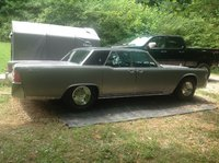 1965 Lincoln Continental Picture Gallery