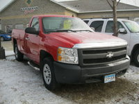 Picture of 2008 Chevrolet Silverado 3500HD LT Chassis, exterior