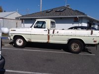 1969 Ford F-250, Heavy duty shocks ready for your camper. Air conditioner, two gas tanks and trailer hitch., exterior