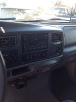 Picture of 2002 Ford Excursion XLT 4WD, interior