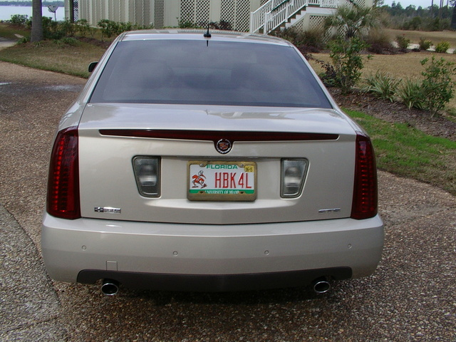 Picture of 2007 Cadillac STS V8 AWD, exterior, gallery_worthy