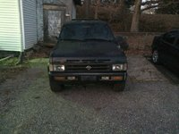 Picture of 1994 Nissan Pathfinder 4 Dr SE 4WD SUV, exterior