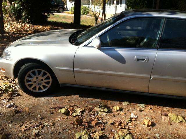 Picture of 1997 Acura TL 2.5 Premium