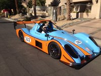 2013 Radical SR3 race car