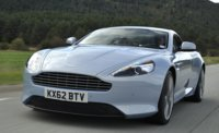 2015 Aston Martin DB9 Picture Gallery