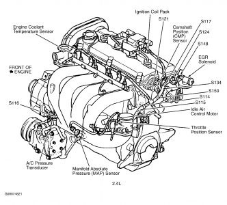 2i6zz 1991 Plymouth Voyager 3 3 Liter Engine Normally Fuel Pump together with T13697249 Brake lines together with Toyota Celica Thermostat Location furthermore P 0996b43f802d75a7 also Coolant Temperature Sensor Location. on 2002 dodge intrepid motor parts diagram