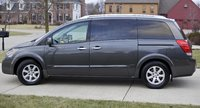 Picture of 2007 Nissan Quest SL, exterior