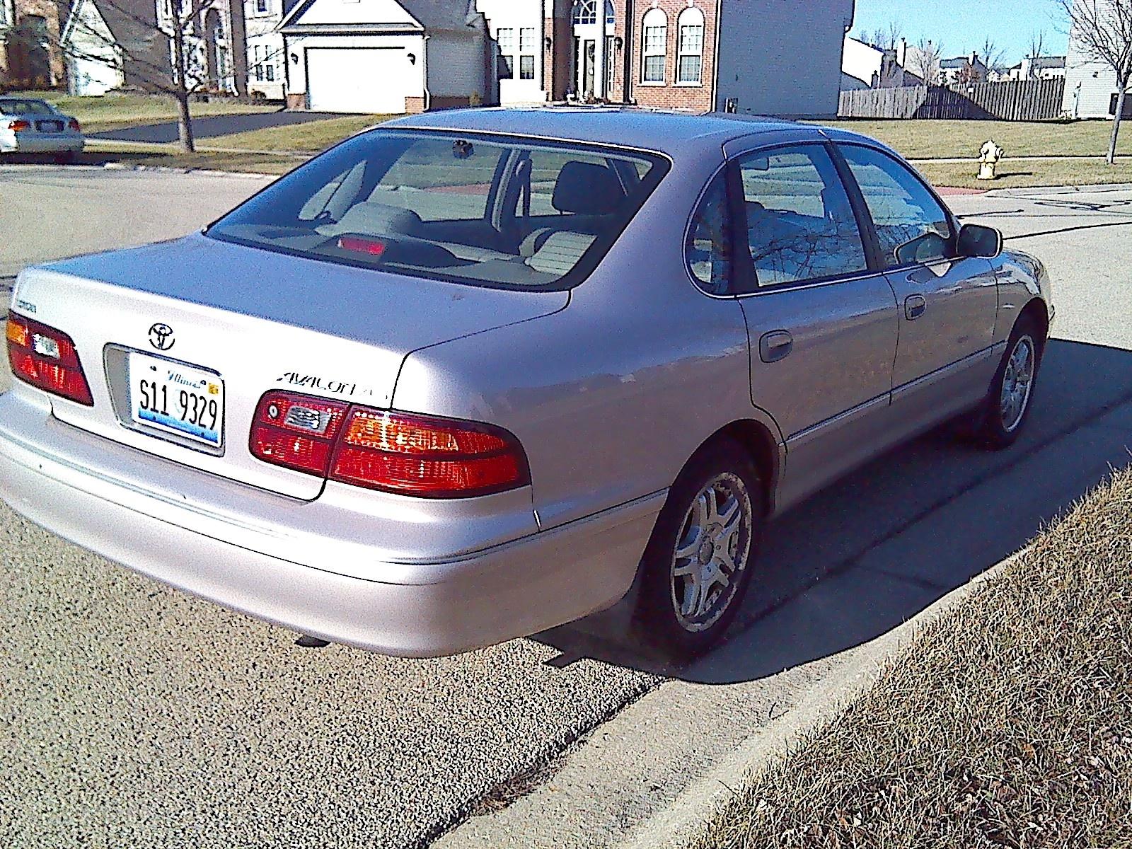 Picture of 1998 Toyota Avalon 4 Dr XLS Sedan, exterior