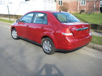 Picture of 2009 Nissan Versa S 1.8, exterior
