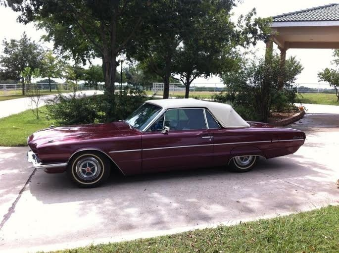 Picture of 1966 Ford Thunderbird