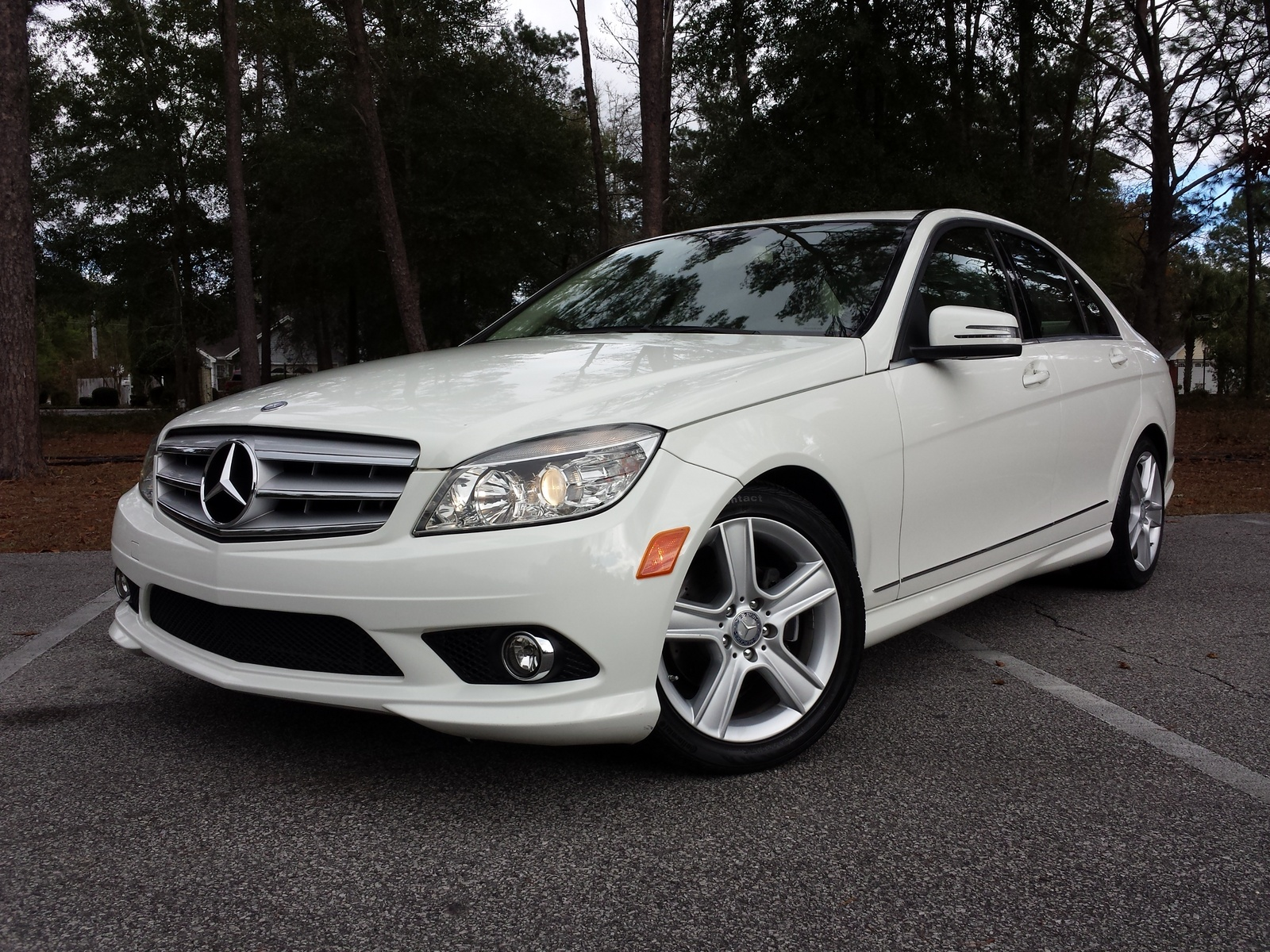 Picture of 2010 mercedes benz c class c300 luxury exterior for Mercedes benz c350 2010