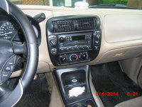 1998 ford explorer xlt interior