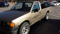 1988 Isuzu Pickup Overview