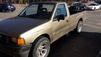 1988 Isuzu Pickup Overview