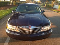 Picture of 2002 Lincoln Continental FWD, exterior, gallery_worthy