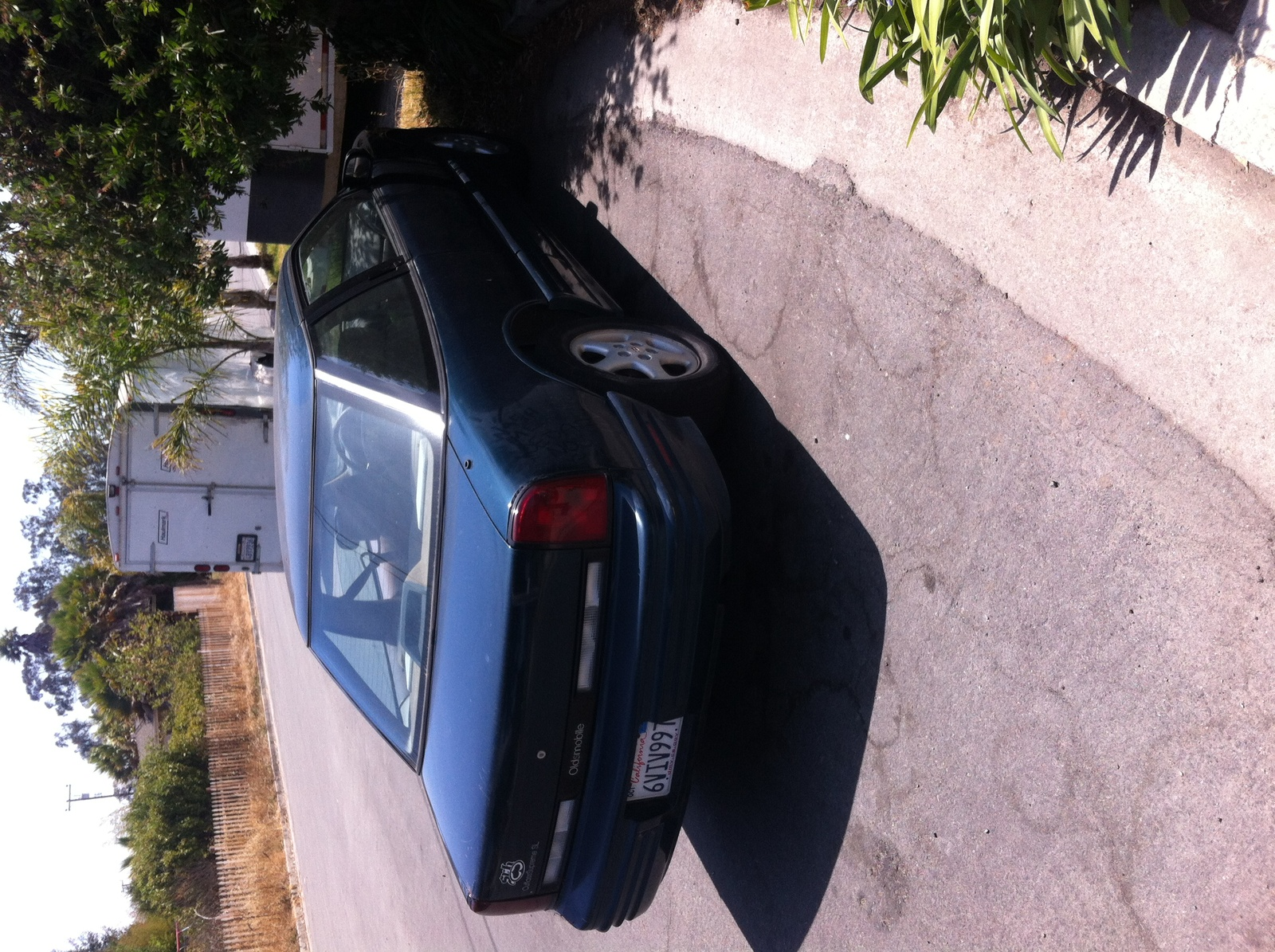 Picture of 1995 Oldsmobile Cutlass Supreme 2 Dr S Coupe