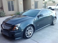 2012 Cadillac CTS-V Coupe Overview